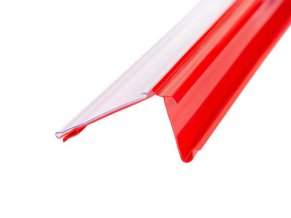 Preisschildhalter rot