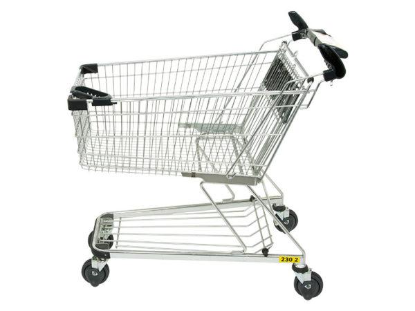Einkaufswagen 140 Liter SAPS