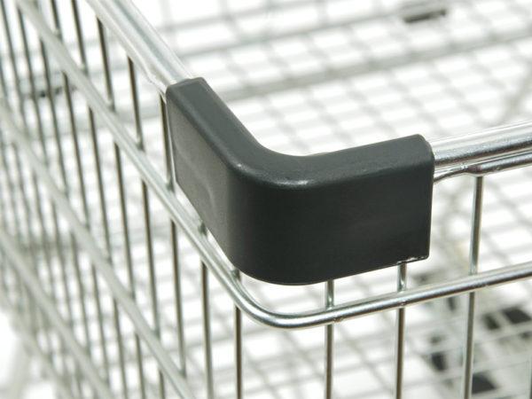 Rammschutz Einkaufswagen vorne