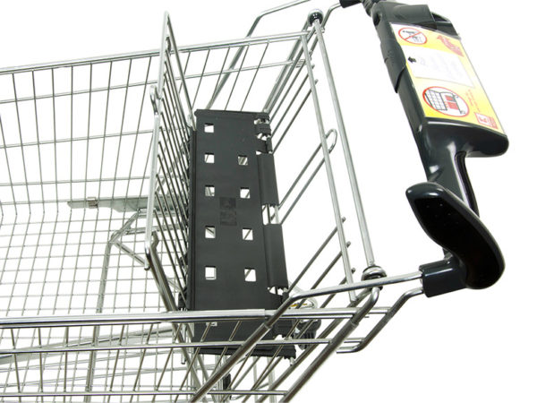 Kindersitz im Einkaufswagen