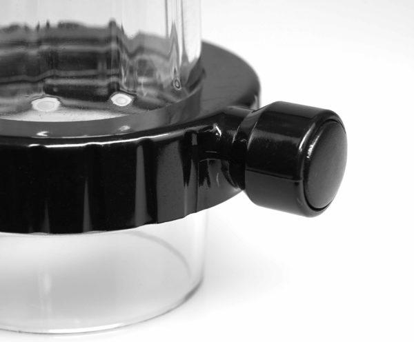 Diebstahlschutz Flasche Knopf