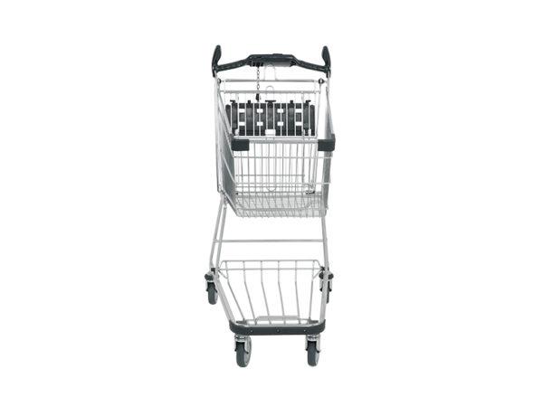 Einkaufswagen 90L front