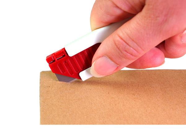 Use of Safety knife