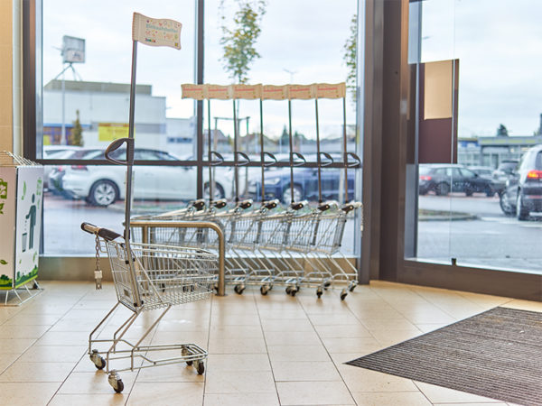 Shopping Cart for Children SAPS