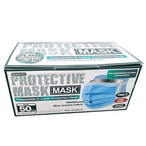 50 medical Facemasks