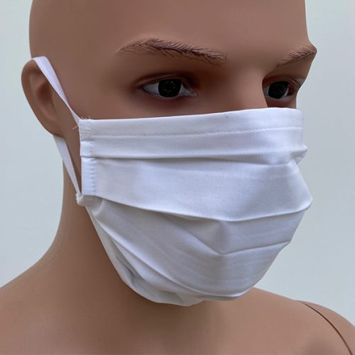 Foldable and reusable Facemask